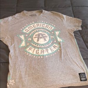 American Fighter Shirt Mens
